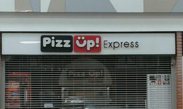 Pizz Up Express